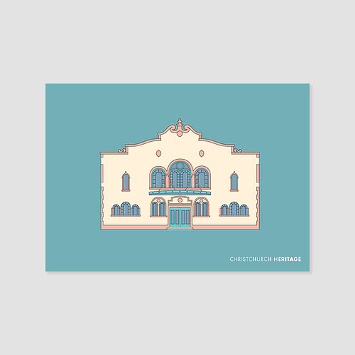 Canterbury Repertory Theatre, Christchurch