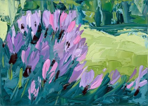 Lavender in SJI
