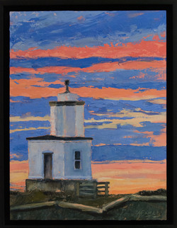 Day Break - Cattle Point Light