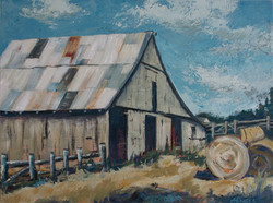 Hay - Red Mill Barn