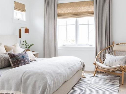 GET THE LOOK: chambre signée Amber Interiors