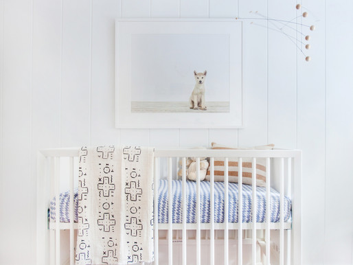 GET THE LOOK: chambre de bébé unisexe