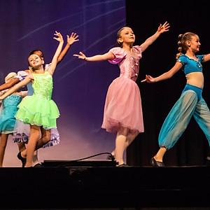 2018- The Wonderful World of Dance!
