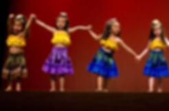 hula daners
