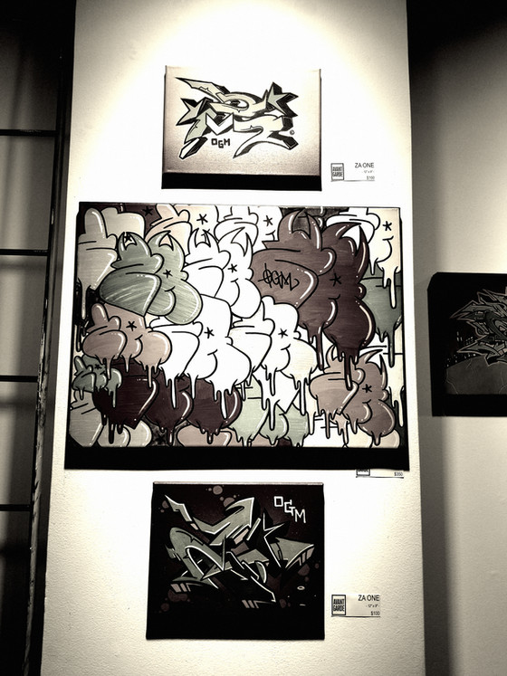 Art Show in LES