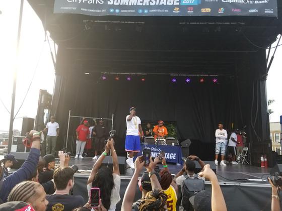 Jadakiss Conquers The Bronx