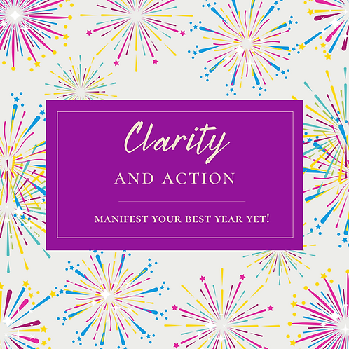 Clarity and Action Online Class