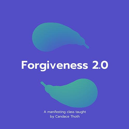 Forgiveness 2.0 Online Class
