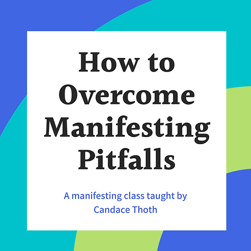 How to Overcome Manifesting Pitfalls