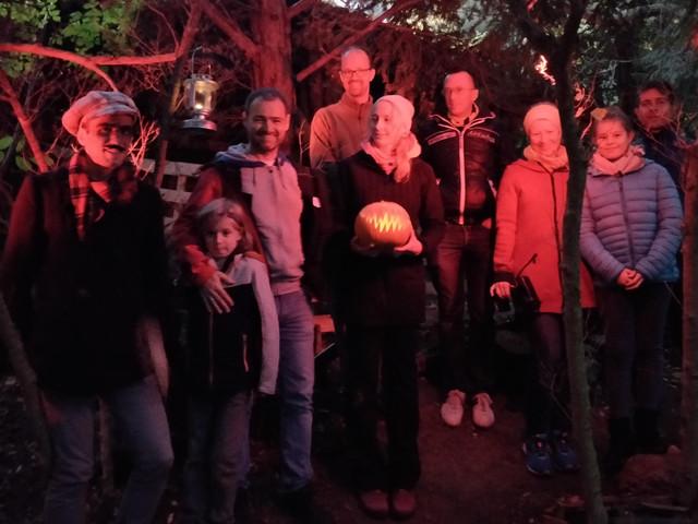 Saisonabschluss & Halloween im Crawlerbereich - Bericht