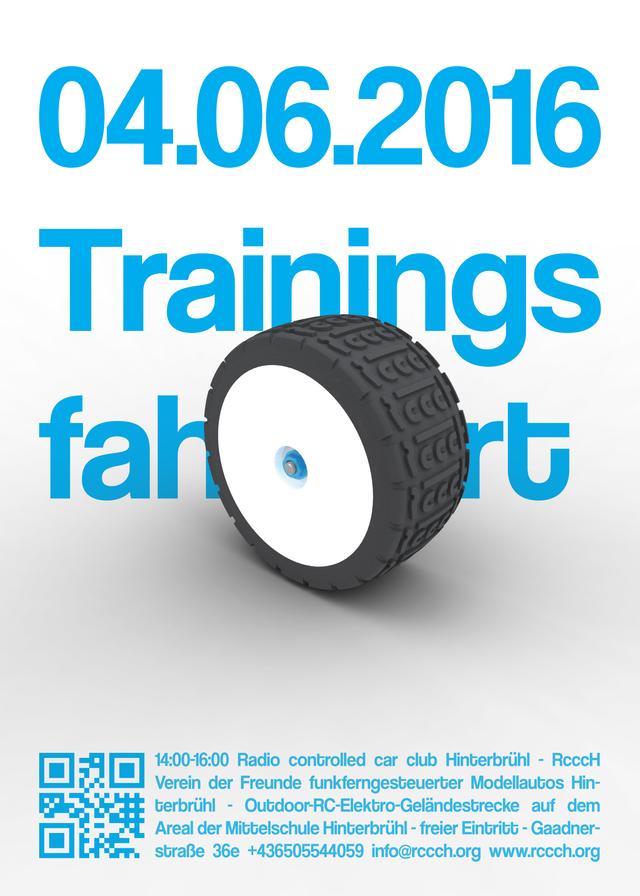 Trainingsfahrt am 04. Juni