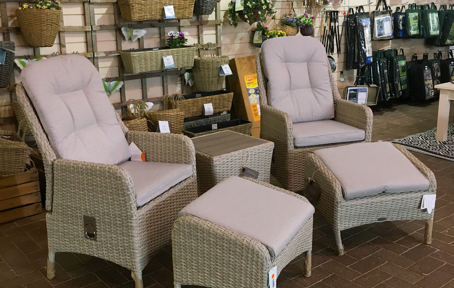 Tetbury 2 Seat Recliner Set *PRE-ORDER ONLY*