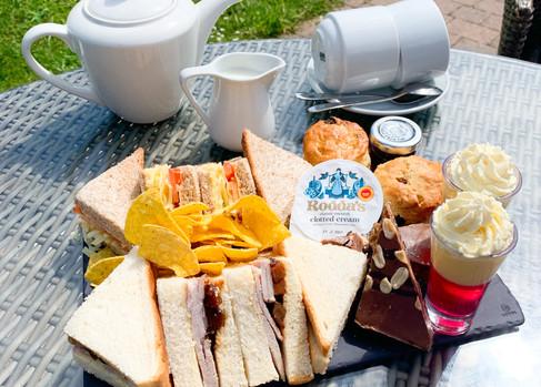 Afternoon Tea for 2 Platter