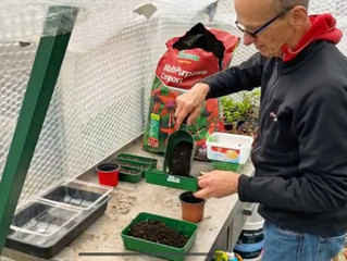 Grow your own – Early Spring Sowing