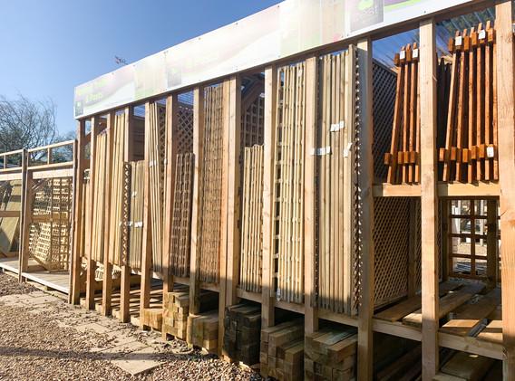 Large Trellis Panels