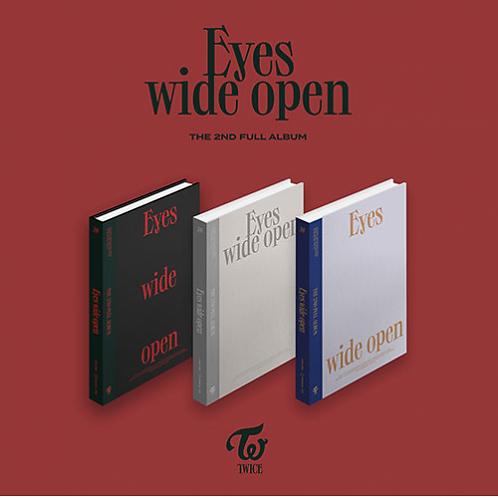 TWICE - EYES WIDE OPEN