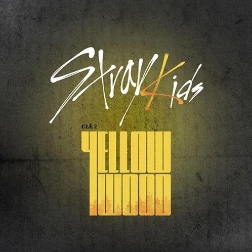 STRAY KIDS - CLE 2: YELLOW WOOD