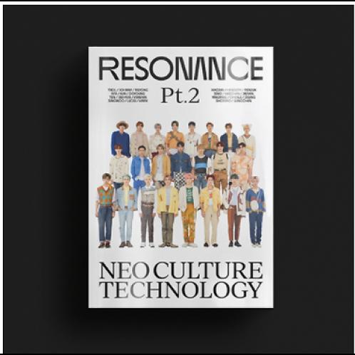 NCT - RESONANCE PT.2 (DEPARTURE VERSION)