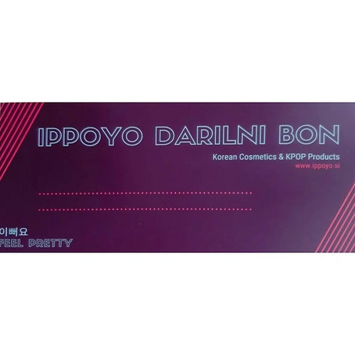 IPPOYO DARILNI BON 20 EUR