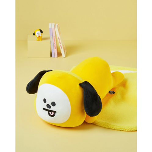BT21 OFFICIAL - CHIMMY SOFT LAYING BLAZINA (50CM)