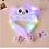 Thumbnail: Bunny Kapa (z LED lučkami in premikajočimi ušesi)