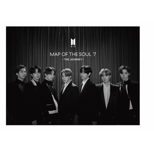BTS - MAP OF THE SOUL - THE JOURNEY (C/D Verzija)