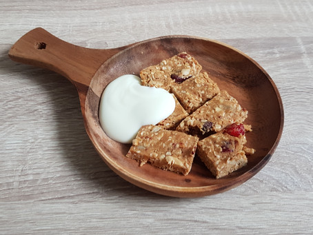 Homemade Protein Based Nutrition Bars
