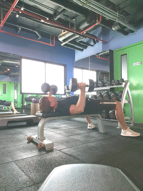 condo gym & in-home personal trainer Ban