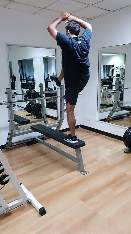 Pro Fit Hanoi how our personal trainers train