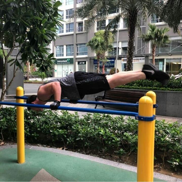 Pro-Fit Saigon Personal Trainer