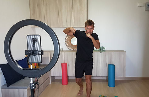 online personal trainer fitness training
