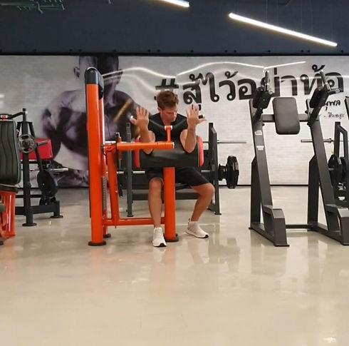 fitness training biomechanics