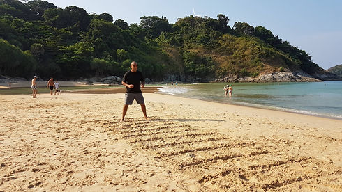 personal training services in Phuket, Thailand