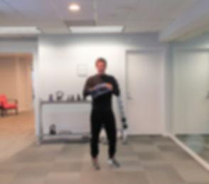 Dennis Romatz Pro Fit Bangkok Personal Trainer