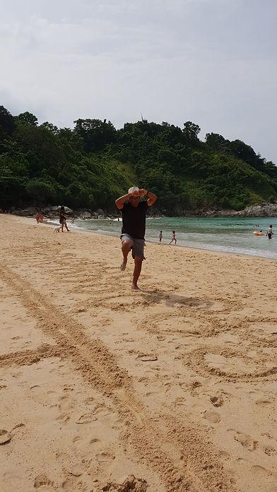 fitness holiday & fitness retreat in Phuket with Dennis Romatz