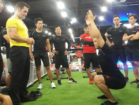How To Hire A Personal Trainer in Saigon