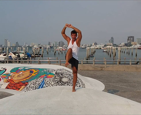 Dennis Romatz personal training style