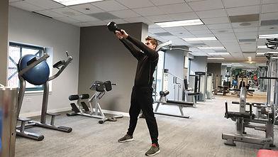 affordable Miami condo gym personal training Dennis Romatz