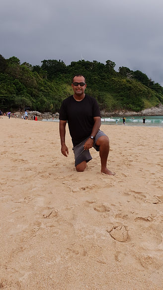 improved health with fitness trainng by Dennis Romatz in Phuket