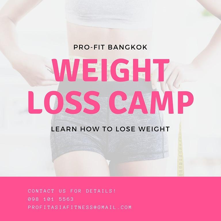 Pro-Fit Bangkok Weight Loss Camp