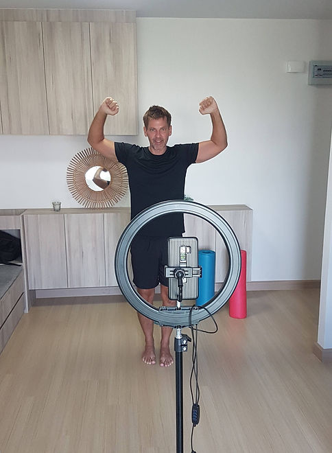 personal trainer online globally