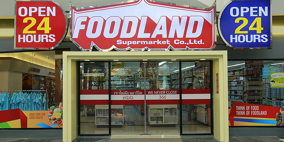 Foodland Grocery Store Tour