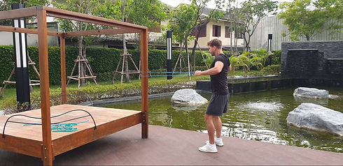 personal trainer in Bangkok, Thailand