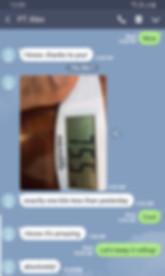 Testimonial of weight loss coach in Bangkok