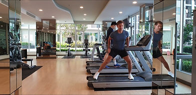 personal training process in chiang mai by Dennis Romatz
