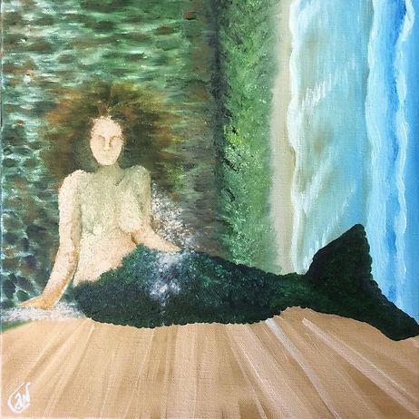 Anitha Menon - Fraser Dreams, 30.48 x 30.48, 2017