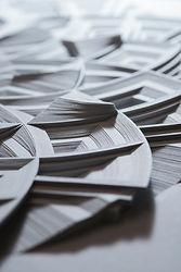 Jacky Cheng | Dharam Wheel | Acid-free 110gsm archival paper | 63.5 x 60cm | 2016