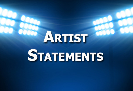 Shining a light on Artist Statements