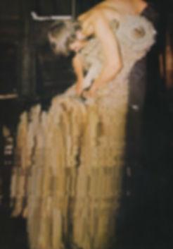 Yasmin Nebenfuhr | Shearing the Rams Again | Archival Photogaphic Print | 60 x 42cm | 2015