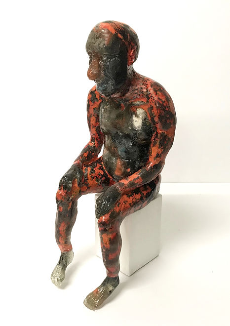 In Essence... by New South Wales artist, Lauri Smith - resin version